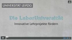LaborUniversität: Zehn neue Projekte für die 6. Förderkohorte ausgewählt!