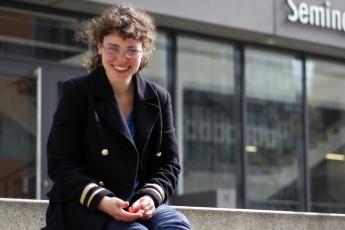 Marie Siewert, Studentin der Erziehungswissenschaften