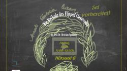 """Sei vorbereitet! - Gastvortrag zum Thema """"Flipped Classroom"""" mit Prof. Dr. Christian Spannagel"""