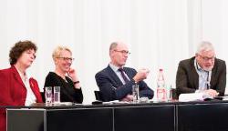StiL bei dem 5. German U15 Dialog zur Zukunft der universitären Lehre