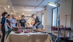Leipziger Sammlungsinitiative: Aktuelle Lehrveranstaltungen im Wintersemester 2019/20